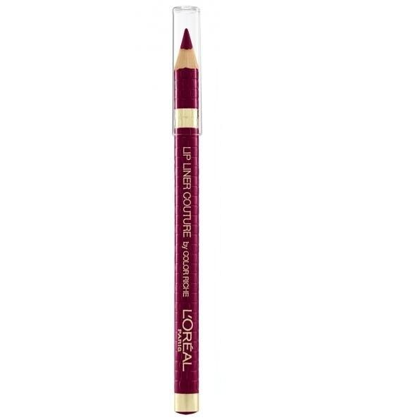L'Oreal Color Riche Lip Liner Couture - 374 Intense Plum