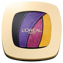 L'Oreal Color Riche Quads Eye Shadow - S3 Disco Smoking
