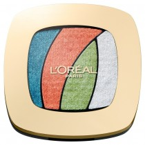 L'Oreal Color Riche Quads Eye Shadow - S4 Tropical Tutu