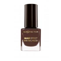 Max Factor Max Effect Mini Nail Polish - 22 Coffee Brown