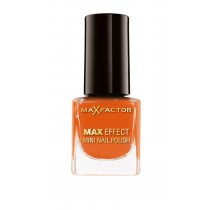 Max Factor Max Effect Mini Nail Polish - 25 Bright Orange