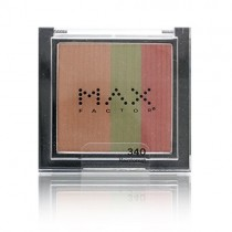 Max Factor Trio Eye Shadow - 340 Rainforest