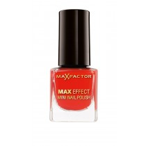 Max Factor Max Effect Mini Nail Polish - 11 Red Carpet Glam