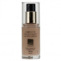 Max Factor FaceFinity All Day Flawless 3-In-1 Foundation - 60 Sand