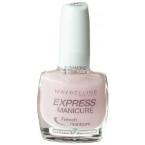 Maybelline Express Manicure Ultra Srong French Manicure - 16 Petal