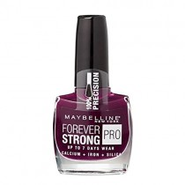 Maybelline Forever Strong Pro Nail Polish - Extreme Blackcurrant