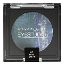 Maybelline Eyestudio Baked Duo Eye Shadow - 42 Blue Earth