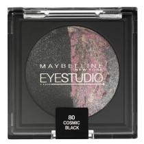 Maybelline Eyestudio Baked Duo Eye Shadow - 80 Cosmic Black