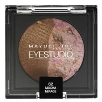 Maybelline Eyestudio Baked Duo Eye Shadow - 62 Mocha Mirage