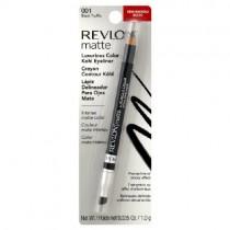 Revlon Matte Luxurious Color Kohl Eyeliner Pencil - 01 Black Truffle