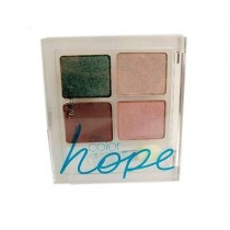L'Oreal Color of Hope Wear Infinite Quad Eye Shadow - 215 Sentimental Splendor