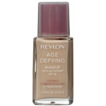 Revlon Age Defying Makeup With Botafirm Normal/Combination Skin - 01 Fresh Ivory