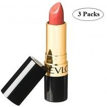 Revlon Super Lustrous Lipstick - 460 Blushing Mauve (3-Pack)