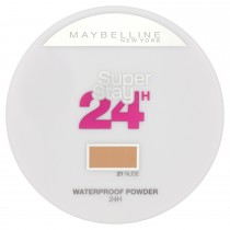 Maybelline Super Stay 24Hr Waterproof Powder - 21 Nude