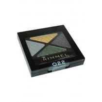 Rimmel Glam Eyes Quad Eyeshadow - 022 Thrill Seeker