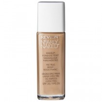 Revlon Nearly Naked Foundation - 190 True Beige