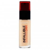 Infallible Make Up By L'Oreal 24H Stay Fresh Foundation 125 Natural Rose