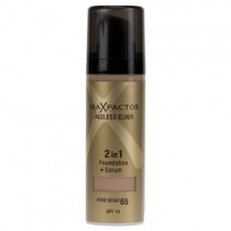 Max Factor Ageless Elixir 2-In-1 Foundation - 65 Rose Beige