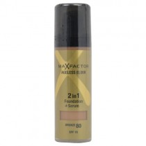Max Factor Ageless Elixir 2-In-1 Foundation - 80 Bronze