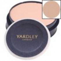 Yardley Compact Pressed Powder - 02 Natural Beige