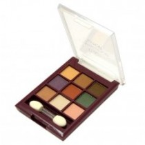 Constance Carroll Eye Shadow 9 Palette - 02 Everyday Classics