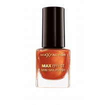 Max Factor Max Effect Mini Nail Polish - 10 Deep Coral