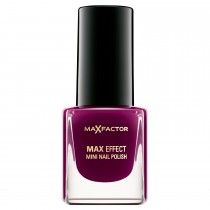 Max Factor Max Effect Mini Nail Polish - 24 Intense Plum