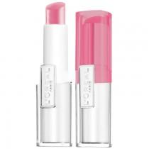 L'Oreal Baume Caresse Lipstick - 702 Tickle Me Pink