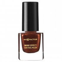 Max Factor Max Effect Mini Nail Polish - 03 Red Bronze